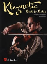 Klezmatic Duets for Violas - laflutedepan.com
