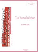 La Bandolaise René Potrat Partition Flûte traversière - laflutedepan