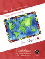Les Saisons Japonaises Vol 2 - Takashi Ogawa - laflutedepan.com