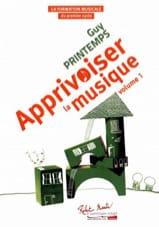 Guy Printemps - Taming the Music Volume 1 - Sheet Music - di-arezzo.com
