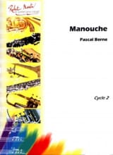 Manouche Pascal Berne Partition Flûte traversière - laflutedepan.com