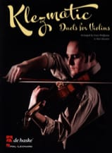 Nico Dezaire - Klezmatic Duets For Violins - Partition - di-arezzo.fr