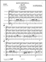 Suite Espagnole Op 47 N° 1 - Granada Isaac Albeniz laflutedepan.com