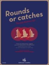 Rounds or Catches - Clés de Fa et Ut 4 laflutedepan.com