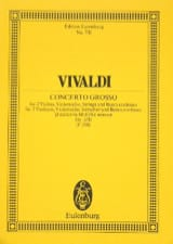 VIVALDI - Concerto in D Minor - Sheet Music - di-arezzo.co.uk