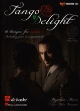 Tango Delight 803452067146 Partition Violon - laflutedepan.com