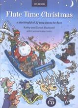 Flute Time Christmas Partition Flûte traversière - laflutedepan.com