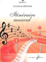 Itinéraire Musical - Volume 1 Catherine Méchain laflutedepan.com