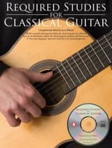 - Required Studies For Classical Guitar - Sheet Music - di-arezzo.com