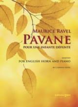 Maurice Ravel - Pavane for a dead Infante - Sheet Music - di-arezzo.com