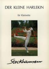 Karlheinz Stockhausen - Der Kleine Harlequin - Partition - di-arezzo.fr