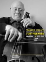 François Rabbath - New Double Bass Technique - Book 4 - Sheet Music - di-arezzo.com