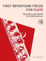 Peter Wastall - First Repertoire Pieces For Flute - Partition - di-arezzo.fr