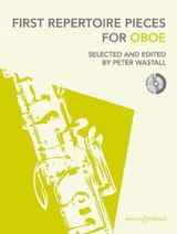 First Repertoire Pieces for Oboe Peter Wastall laflutedepan.com
