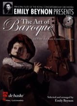 The Art Of Baroque  Partition Flûte traversière - laflutedepan.com