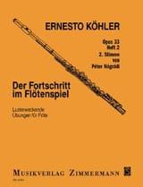 Der Fortschritt Im Flötenspiel Opus 33 Volume 2 laflutedepan.com