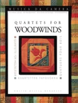 - Quartet For Woodwinds - Partition - di-arezzo.fr