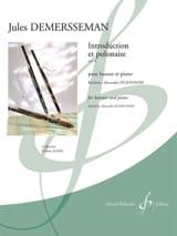 Introduction et Polonaise Opus 30 - laflutedepan.com