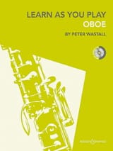 Learn as You Play Oboe Peter Wastall Partition laflutedepan.com