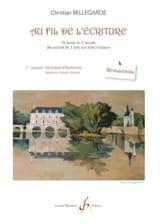 Au Fil de L'écriture - 1er Recueil - Réalisations laflutedepan.com