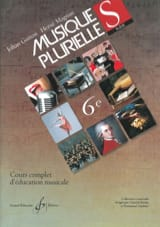 Guiton Johan / Magnan Hervé - Música Plural - 6 ° - Estudiante - Partitura - di-arezzo.es