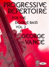 Progressive Repertoire Vol 2 For The Double Bass (MP3 audio) laflutedepan.com