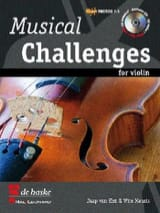 Musical Challenges For Violon Wim Meuris Partition laflutedepan.com