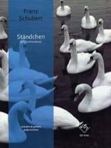 Ständchen, Sérénade D. 957 SCHUBERT Partition laflutedepan.com