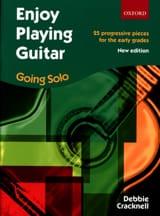 Enjoy Playing Guitar - Going Solo Debbie Cracknell laflutedepan.com