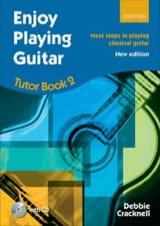 Enjoy Playing Guitar - Tutor Book 2 Inclus laflutedepan.com