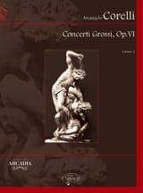 CORELLI - Concerti Grossi Opus 6 Volume 2 Rom - Sheet Music - di-arezzo.com