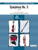 TCHAIKOVSKY - Symphony N ° 5 Final - Score - Parts - Sheet Music - di-arezzo.com