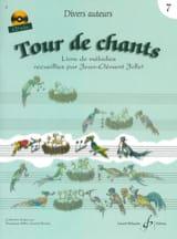 Tour de Chants Volume 7 - Jean-Clément Jollet - laflutedepan.com