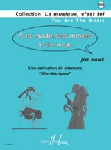 Joy Kane - In Fashion Modes - Sheet Music - di-arezzo.co.uk