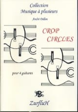 André Dillon - Crop Circles - Partition - di-arezzo.fr