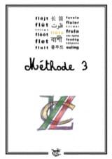 Méthode - Volume 3 - Corre Yann Le - Partition - laflutedepan.com