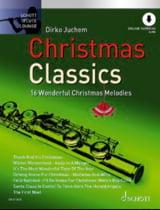 Christmas Classics pour flûte - Partition - laflutedepan.com