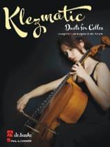 Klezmatic Duets for Cellos Partition Violoncelle - laflutedepan.com