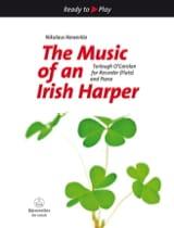 The Music Of An Irish Harper Turlough O'Carolan laflutedepan.com