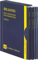 Les Symphonies - 4 volumes réunis dans un Coffret laflutedepan.com