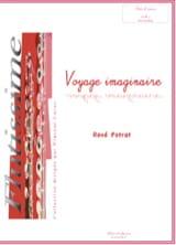 Voyage Imaginaire René Potrat Partition laflutedepan.com