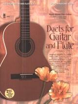 Duets For Guitar & Flute, Volume 1 Partition Duos - laflutedepan.com