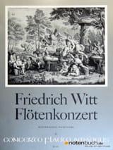 Konzert für Flöte und Orchester - flûte et piano laflutedepan.com
