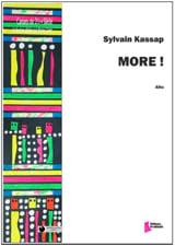 More ! Sylvain Kassap Partition Alto - laflutedepan.com