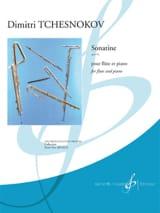 Dimitri Tchesnokov - Sonatine, opus 54 - Partition - di-arezzo.fr