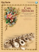 Carl Reinecke - Concerto for Flute and Orchestra - Sheet Music - di-arezzo.com