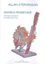 Gnomus Promenade (2008) - Allan Stephenson - laflutedepan.com