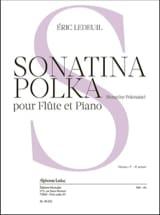 Sonatina Polka - Eric Ledeuil - Partition - laflutedepan.com