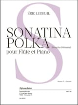 Eric Ledeuil - Sonatina Polka - Partition - di-arezzo.fr