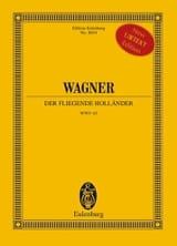Le Vaisseau Fantôme - Conducteur - Richard Wagner - laflutedepan.com